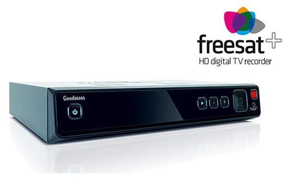 Freesat HD Box